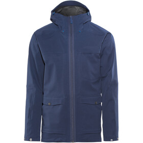 Haglöfs Eco Proof Jacket Men Tarn Blue